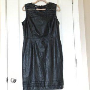 Calvin Klein lasercut dress | 12 | NWT